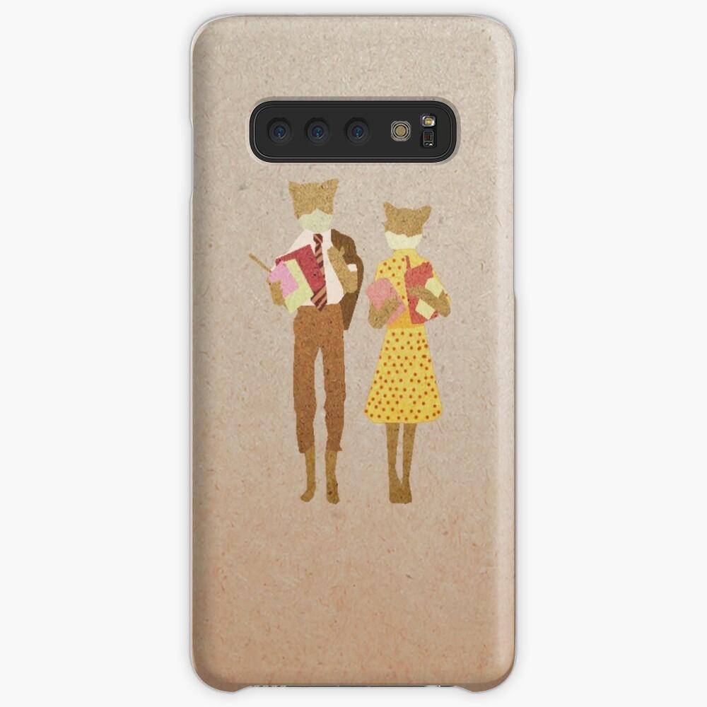 Fantastic Mr Fox  Case & Skin for Samsung Galaxy
