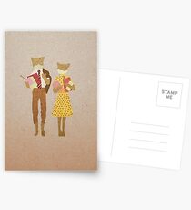 Fantastic Mr Fox  Postcards