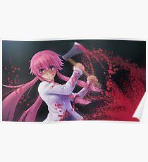 Mirai Nikki Yuno Gasai Poster