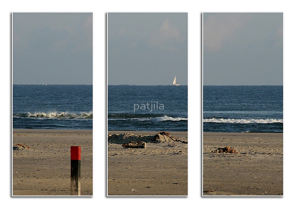 And the sea was divided by patjila