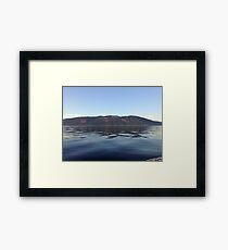 Pacific Northwest Framed Print