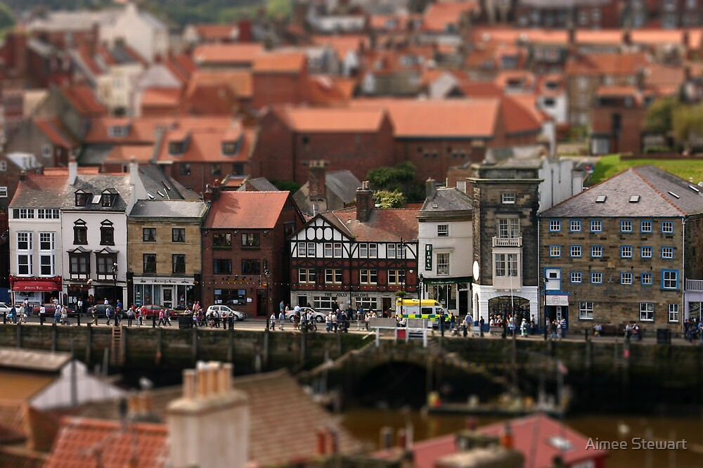 Whitby - England by Aimee Stewart