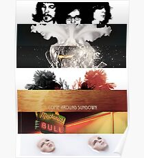 Kings Of Leon Albums Poster