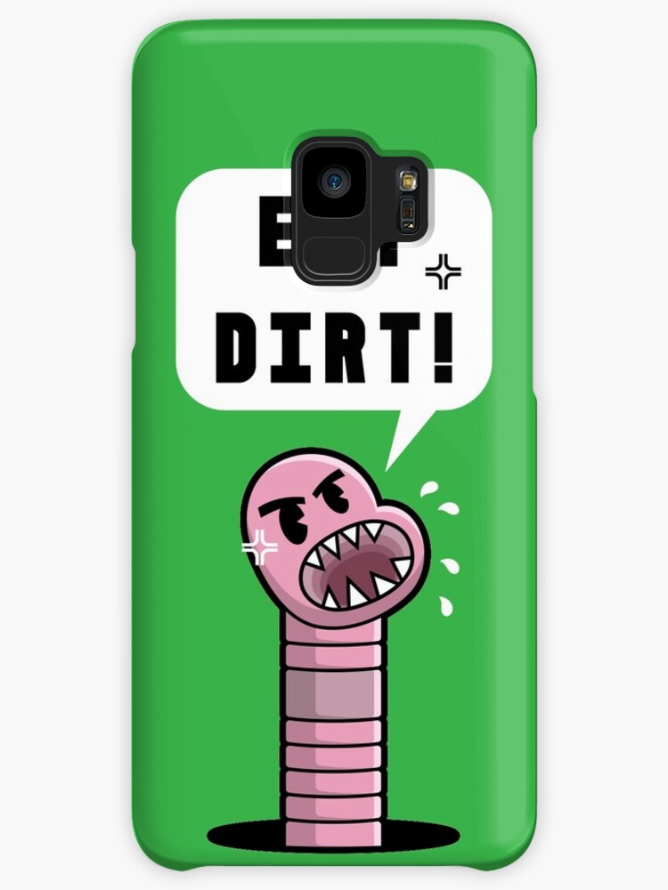 Very Angry Earth Worm by Jennifer Smith