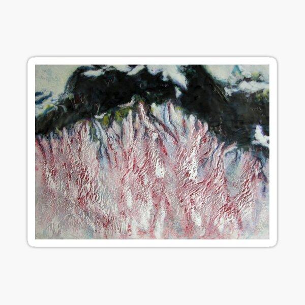 Bleeding Fjord Sticker