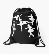 Ballet Drawstring Bag