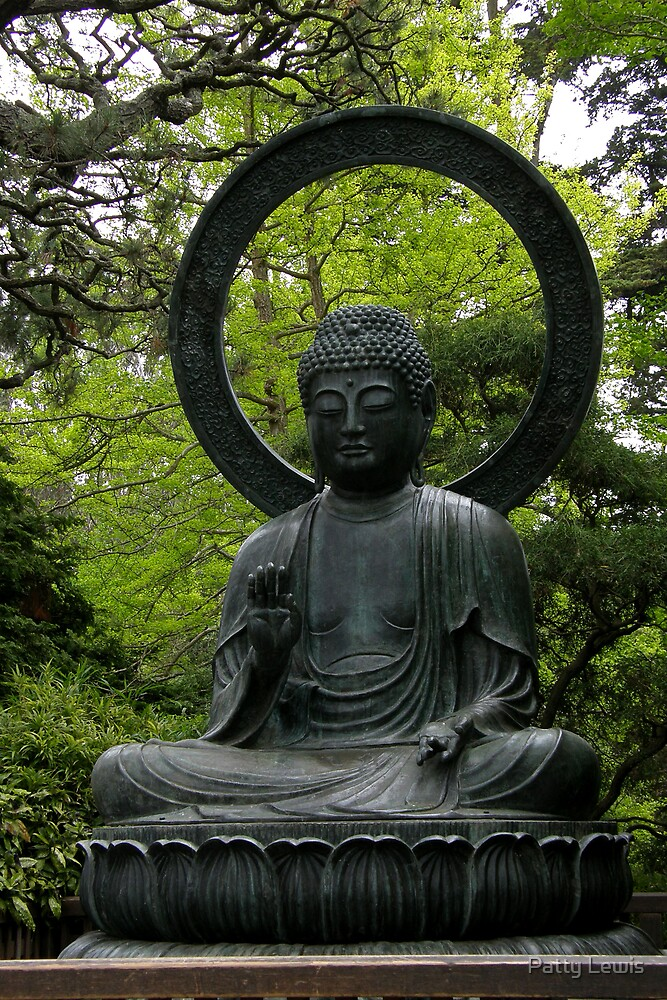 The Buddha by Patty Lewis