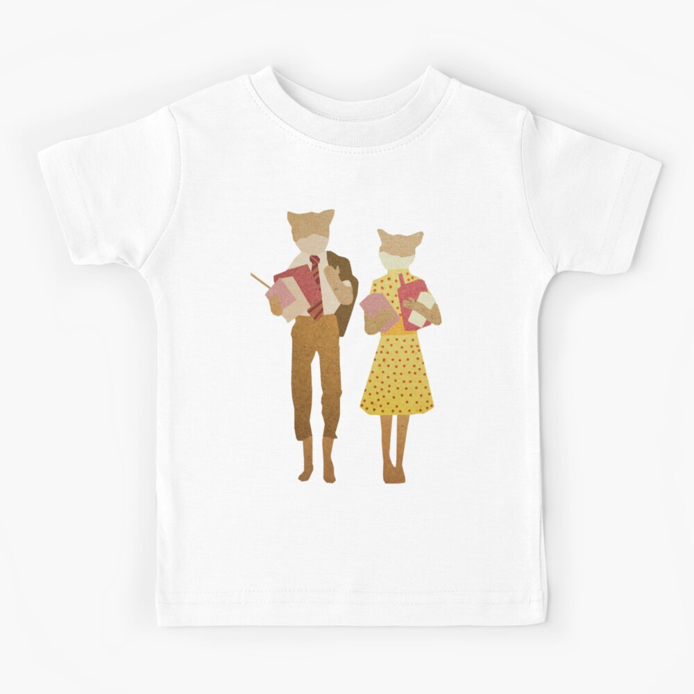 Fantastic Mr Fox  Kids T-Shirt