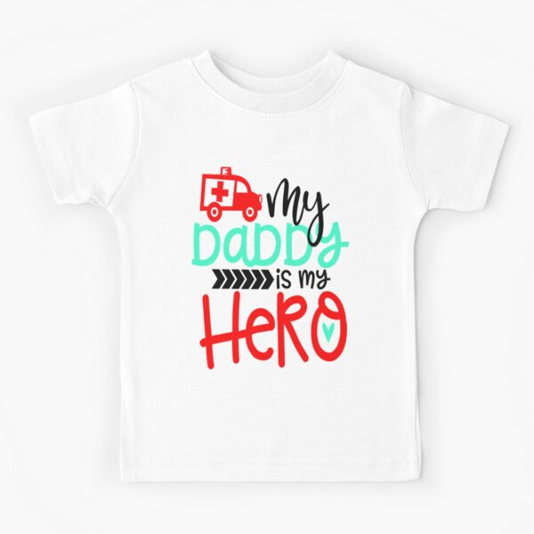Amdesco Grandpas My Hero Infant T-Shirt