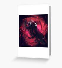 Bear Druid Greeting Card