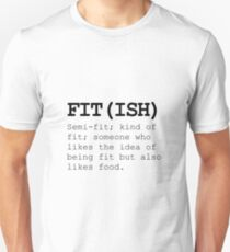 Fitish Also Like Food Unisex T-Shirt