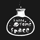 I Need Some Space by zachsymartsy