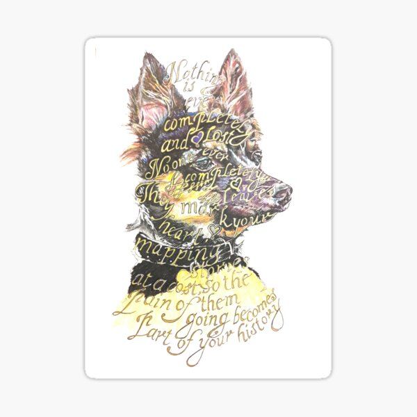 Chihuahua Love Sticker