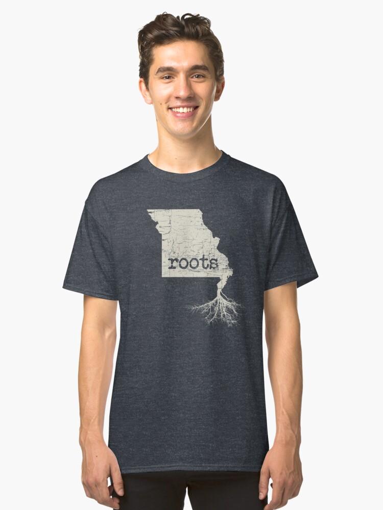 Missouri Roots Classic T-Shirt Front