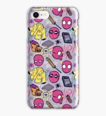 Thwip thwip! iPhone Case/Skin