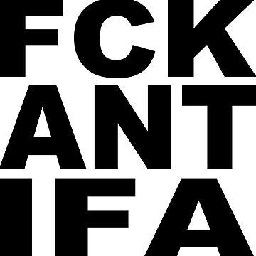FCK ANTIFA 2 by undaememe