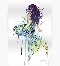 Meerjungfrau Poster