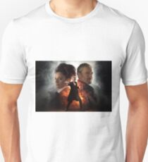Doctor Who – The Doctor, Master and Missy (Season 10 Finale) T-Shirt