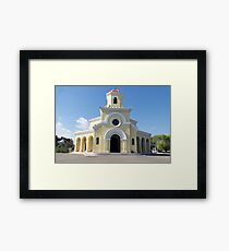 Colon Chapel Framed Print