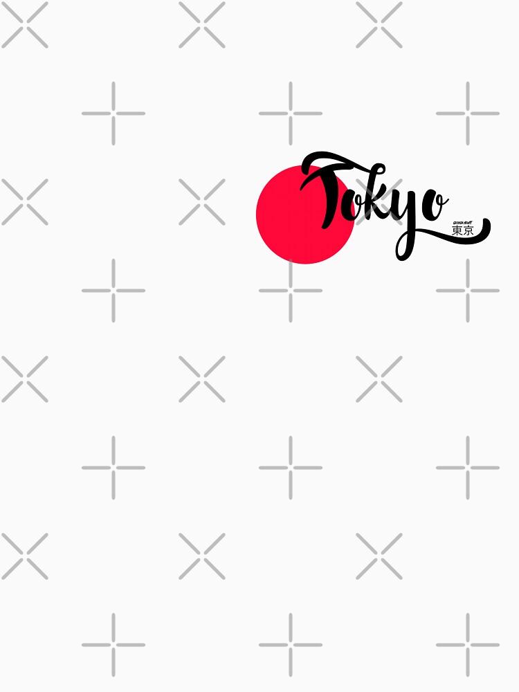 Tokyo by Georgia-Hewitt