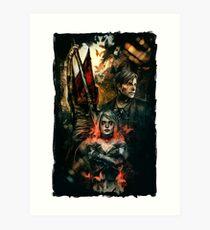 Silent Hill 2 Art Print