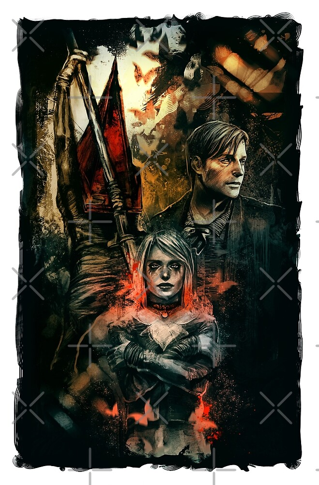 Silent Hill 2 by JustAnor