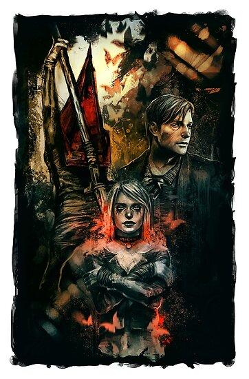 Silent Hill 2 von JustAnor