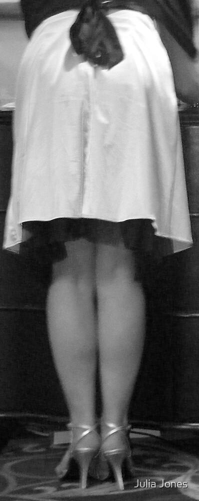 Legs 2 by Julia Jones
