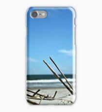 Beach Ocean Sky iPhone Case/Skin