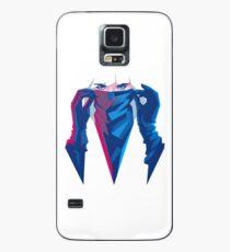 Atomic Assassin Case/Skin for Samsung Galaxy