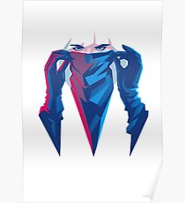 Atomic Assassin Poster