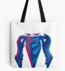 Atomic Assassin Tote Bag