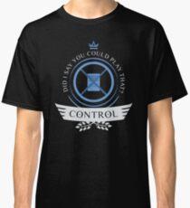 Camiseta clásica Control Life V1