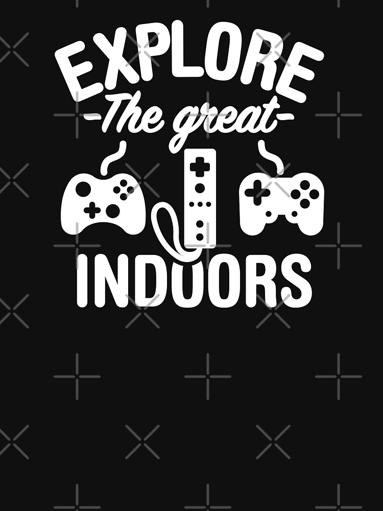 Explore the great indoors  (gaming) by LaundryFactory