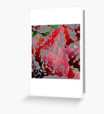 Pattern 411 Greeting Card