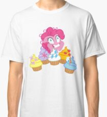 my little pony pinkie pie cupcakes 2 Classic T-Shirt