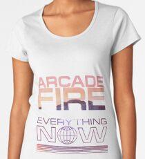 Arcade Fire - Everything Now Women's Premium T-Shirt