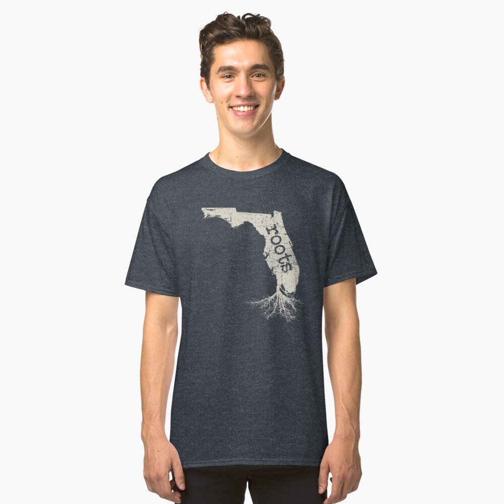 Florida Roots Classic T-Shirt Front