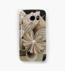 Words & Petals Samsung Galaxy Case/Skin