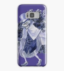 Haunted Mansion Hatbox Ghost Samsung Galaxy Case/Skin