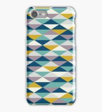 Geometric Pattern | Triangles iPhone Case/Skin