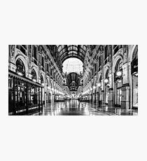 Galleria Vittorio Emanuele II Photographic Print