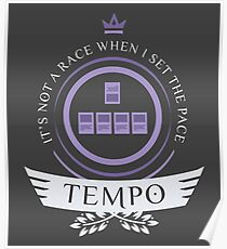 Tempo Life Poster