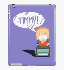 Timmy! iPad Case/Skin