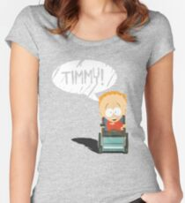 Timmy! Women's Fitted Scoop T-Shirt