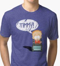 Timmy! Tri-blend T-Shirt