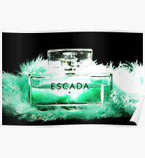 The dark side of Escada Poster