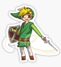 Legend of Zelda: Wind Waker Sticker