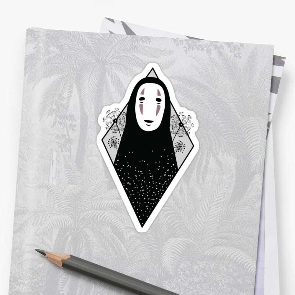 quotno face spirited away hayao miyazaki tattoo inspired