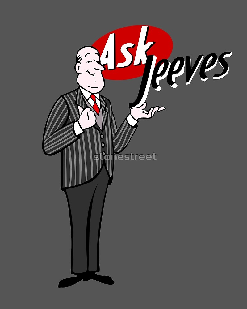 Jeeves by stonestreet